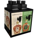 Crown Vanilla and Crown Apple Shot Machine