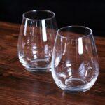 Stemless Wine Glass Rental