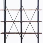 Wooden Industrial Shelves