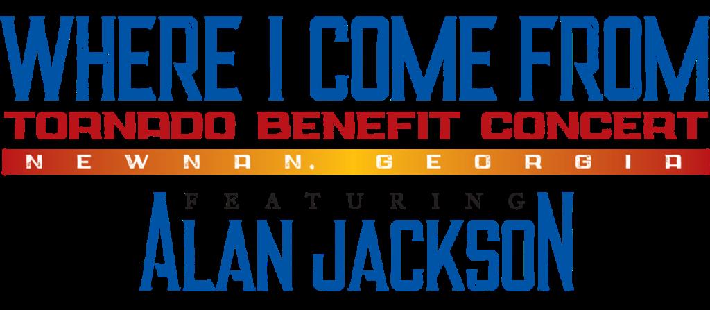 Alan Jackson Concert Logo