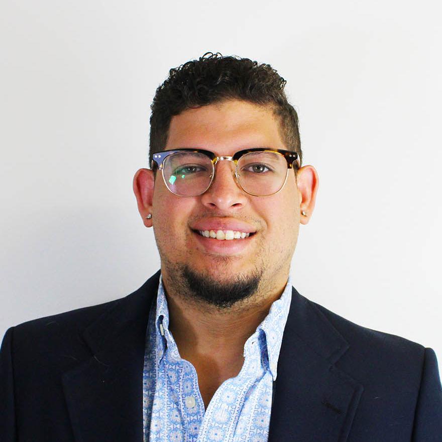 Bryan Rosario, Sales Manager